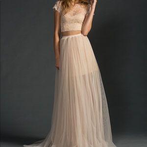 Grace Loves Lace Francesca two-piece dress